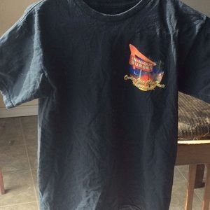 T-shirt small, in n out burger brand